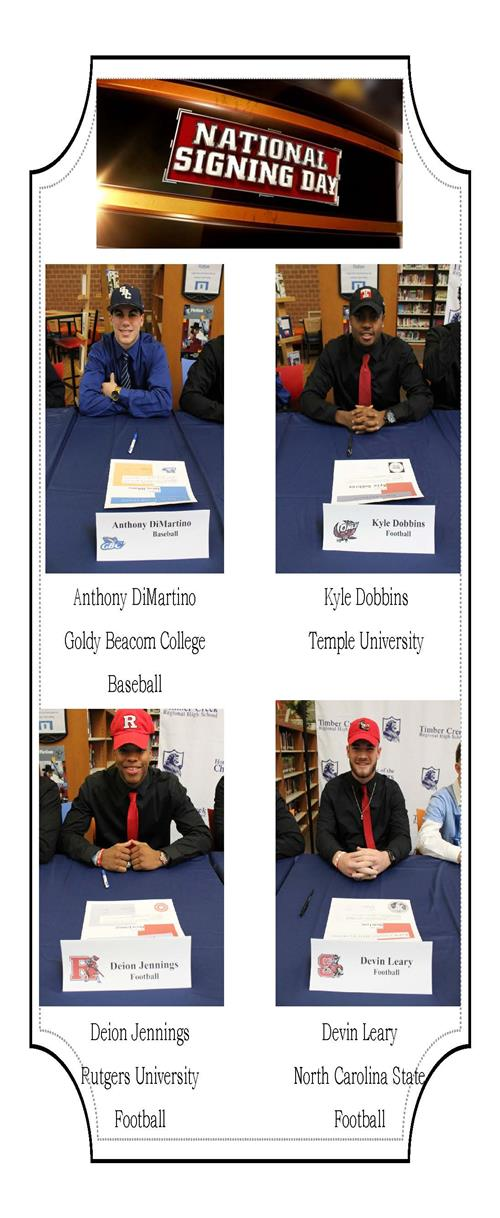 National Signing Day 2018 2