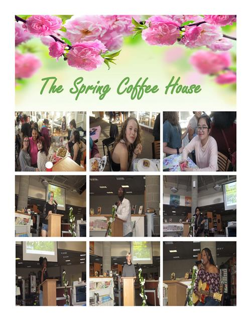 Spring Coffee House 2018 1