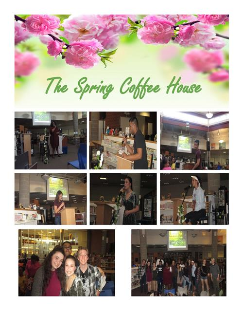 Spring Coffee House 2018 2