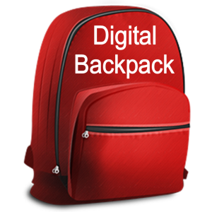 <br><font color=red><font size=5>Digital BackPack<font size=3><font color=black><br><br>