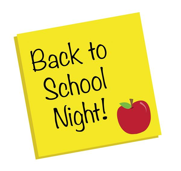 <br><font color=blue><font size=4>Back to School Night September 26, at 6:00pm