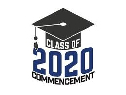 <br><font color=blue><font size=5>Class of 2020- Virtual Graduation