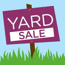 Community Yard Sale/Clothing Drive