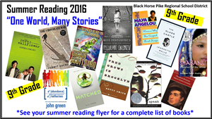 Literacy Lab / Summer Reading 2016